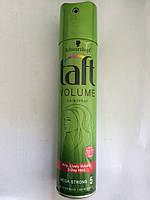 Лак для укладки волос Taft Collagen 250 мл. (Тафт Колаген объем)