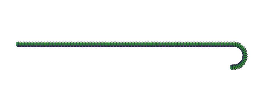 """Проводник с J-кончиком 0.035 """"х 260 см SD, TC"""