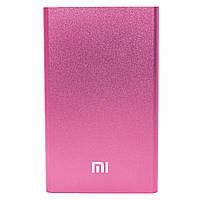 Повер банк Xiaomi 10400 mAh Pink Power bank портативный внешний аккумулятор для зарядки (Реплика)