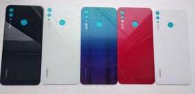 Задняя крышка Huawei P Smart Plus (INE-LX1), Nova 3, Nova 3i белая