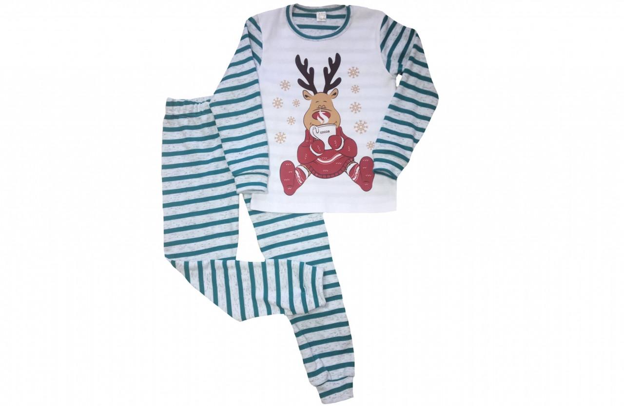 Пижама новогодняя детская