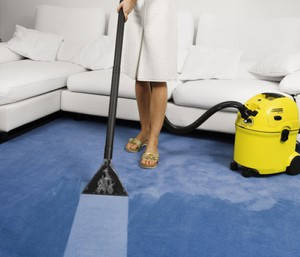 Обладнання для чищення килимів