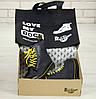 Мужские зимние ботинки Dr. Martens 1460 Winter Fur Logo Black Доктор Мартинс С МЕХОМ черные, фото 4