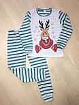 Пижама новогодняя детская, фото 2