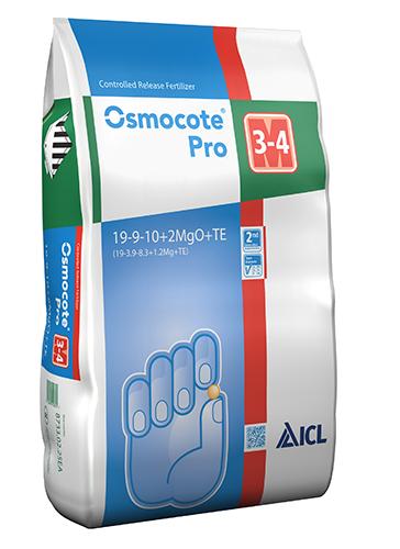 Osmocote Pro 19+9+10+2MgO+Te 3-4M