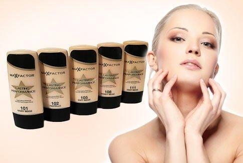 Крем тональный Max Factor Lasting Performance