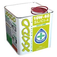 Полусинтетическое моторное масло XADO Atomic Oil City Line 10W-40 SL/CI-4 1л