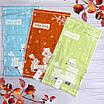 Яркие хлопковые полотенца для рук с красочным рисунком. 100% cotton, фото 2