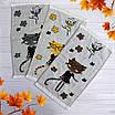 Яркие хлопковые полотенца для рук с красочным рисунком. 100% cotton, фото 4