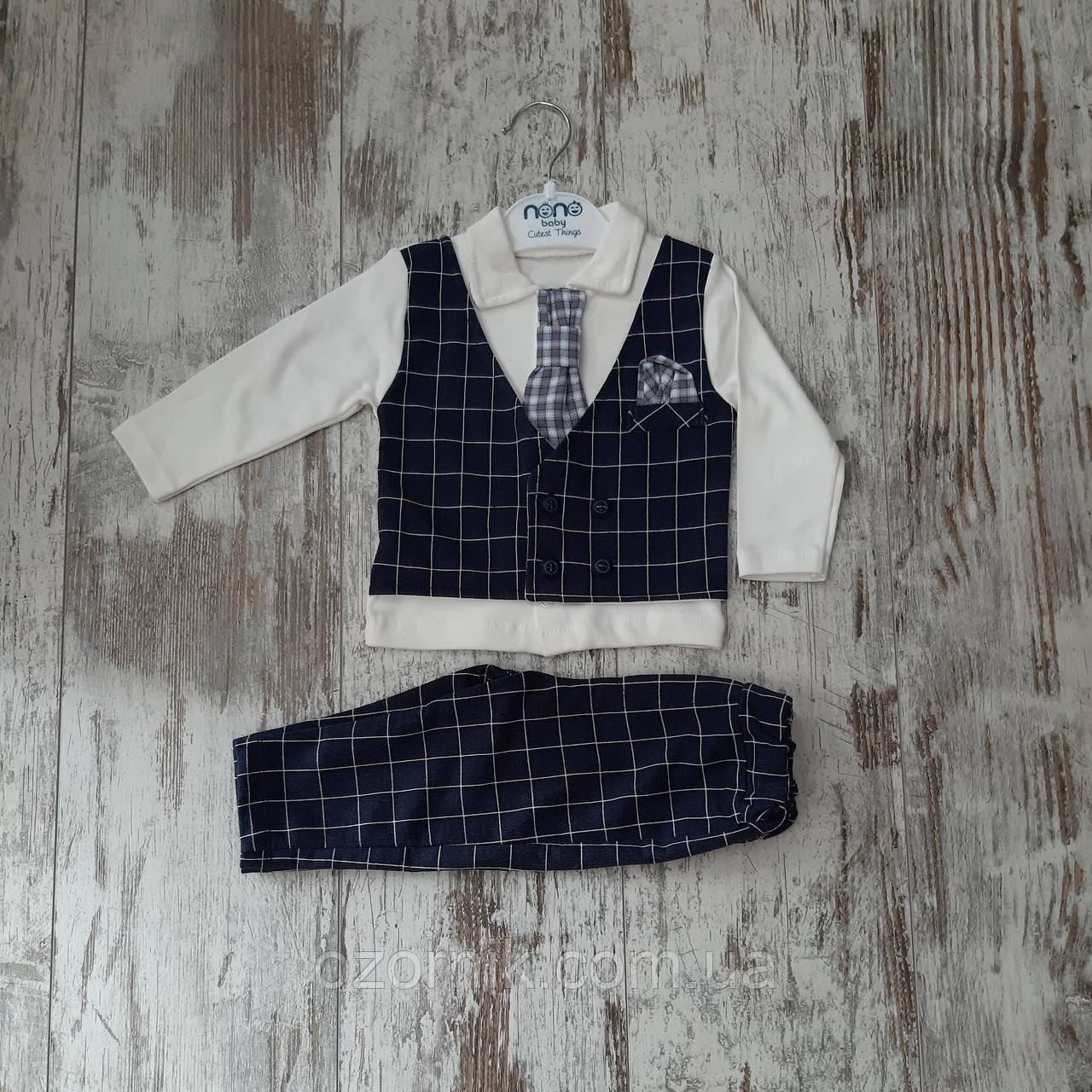 дитячий костюм для новонароджених