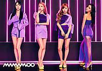 Плакат K-Pop Mamamoo