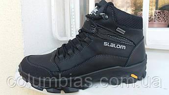 Обувь мужская зимняя slalom waterproof