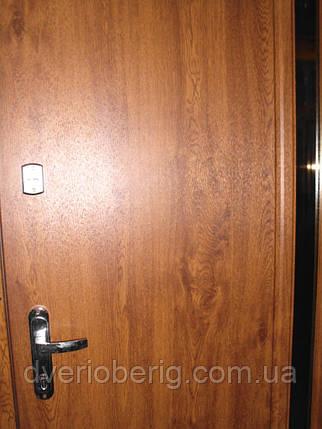 Входная дверь с окном модель П3- 272 vinorit-90 СТЕКЛО, фото 2