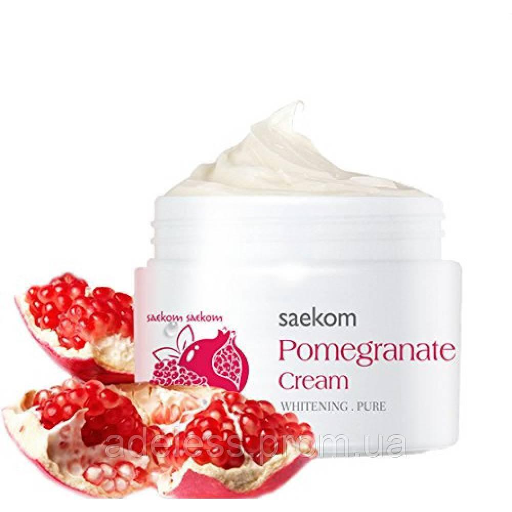 Крем для лица с экстрактом гранатом TheSkin HousePomegranate Cream, 50 мл.