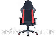 Кресло для работы дома Barsky SDM-03 Sportdrive Massage, черный / красный, фото 2