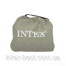 Надувная кровать Intex 64490, 152 х 203 х 51, со встроенным электрическим насосом., фото 3