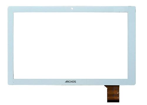 "Сенсор (Тачскрин) для планшета 10.1"" Impression ImPAD 1005 45pin (251x150mm) (Белый) Оригинал Китай"