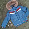 Подростковая зимняя куртка, на мальчика,Kiko р. 134-164
