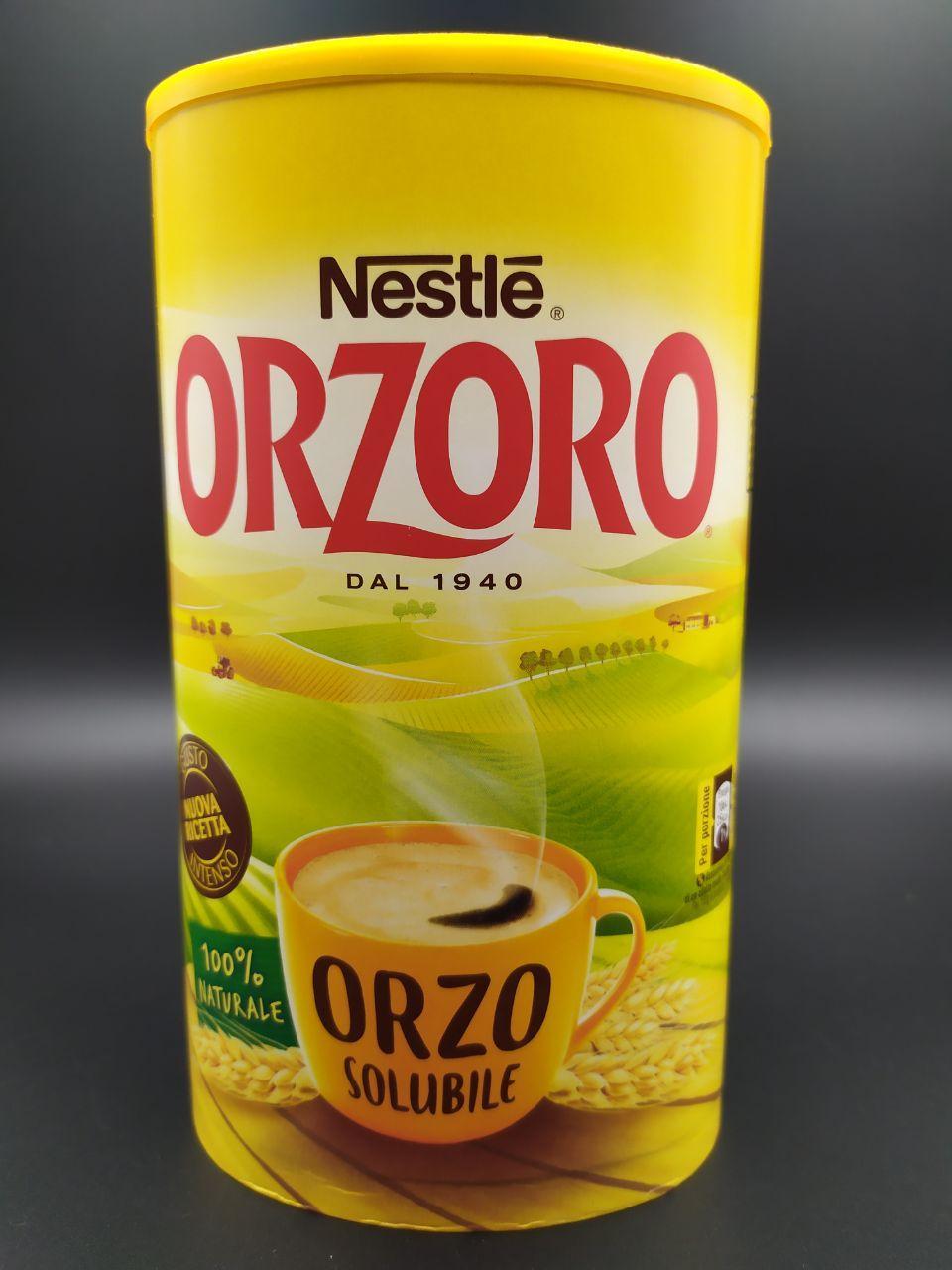 Кофе ячменный Nestle Orzoro 200г