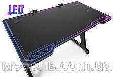 Геймерский компьютерный стол Barsky E-Sports3 BES-03, фото 2