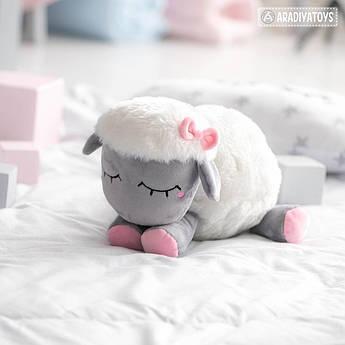 Мягкая игрушка Овечка Малютка Шелби AradiyaToys