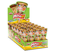 Шоколадный рожок Minicco арахис 15 г 24 шт (ANL)