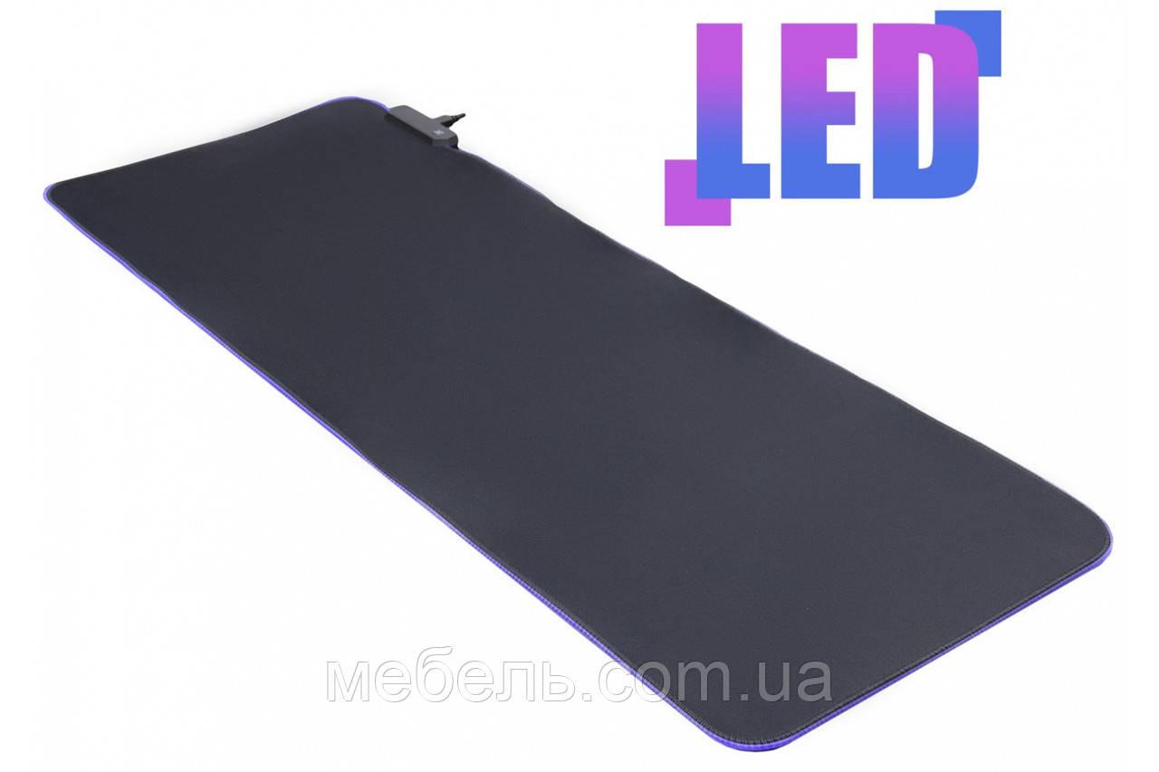 Геймерская поверхность Barsky Surface LED 800 * 300 BSL-01