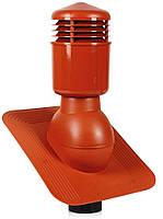 Вентиляционный выход WIRPLAST  УТЕПЛЕННЫЙ для битумной кровли  110  мм