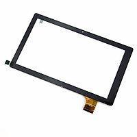 """Сенсор (Тачскрин) для планшета 10.1"""" Impression ImPAD 1005 (250x150mm 45pin) (Черный) Оригинал Китай"""