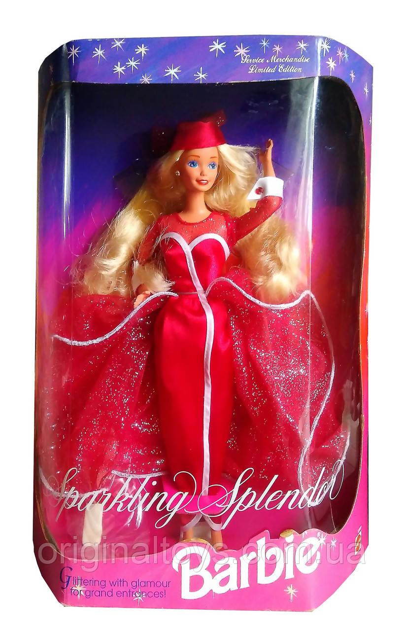 Коллекционная кукла Барби Сверкающее великолепие Barbie Sparkling Splendor 1993 Mattel 10994