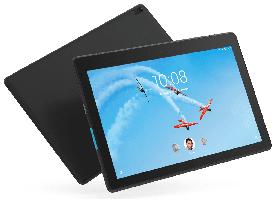 Планшет Lenovo Tab E10, 10.1 IPS, Snapdragon 210 (2.2 ГГц), 1 ГБ, 16 ГБ, Black (ZA470002PL)
