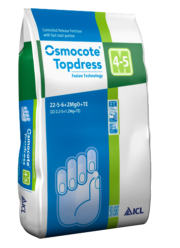 OsmocotTOP DRESS 22+5+6+2MgO+Te 4-5M