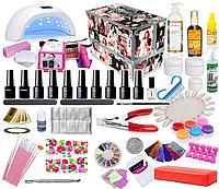 Стартовый набор Viko Professional для покрытия гель-лаком и гелям