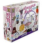 Игрушечная швейная машина с аксессуарами Creative Студия моды, фото 5