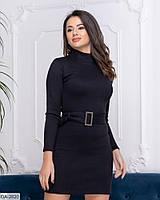 Теплое ангоровое платье норма арт 2820