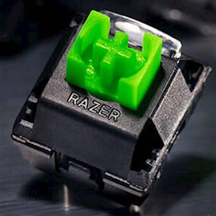 Клавиатура Razer BlackWidow Elite Green Switch Black (RZ03-02621100-R3R1) USB, фото 2