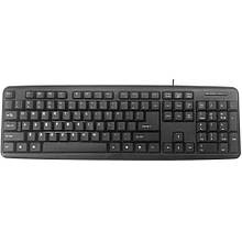 Клавіатура Gembird KB-103-UA Black PS/2