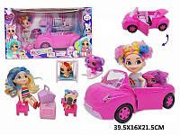Игровой набор машина с куклой и аксессуарами HC263717