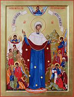 6 ноября – День Иконы Божией Матери «Всех скорбящих Радость»