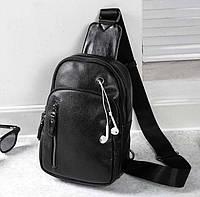 Стильный мужской рюкзак на одно плечо СР-1099