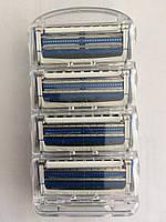 Кассеты для бритья Gillette Fusion Skinguard sensitive 4 шт. продаются без упаковки ( Картриджи Фюжин )