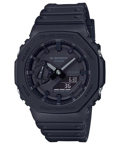 Мужские часы Casio GA-2100-1A1ER