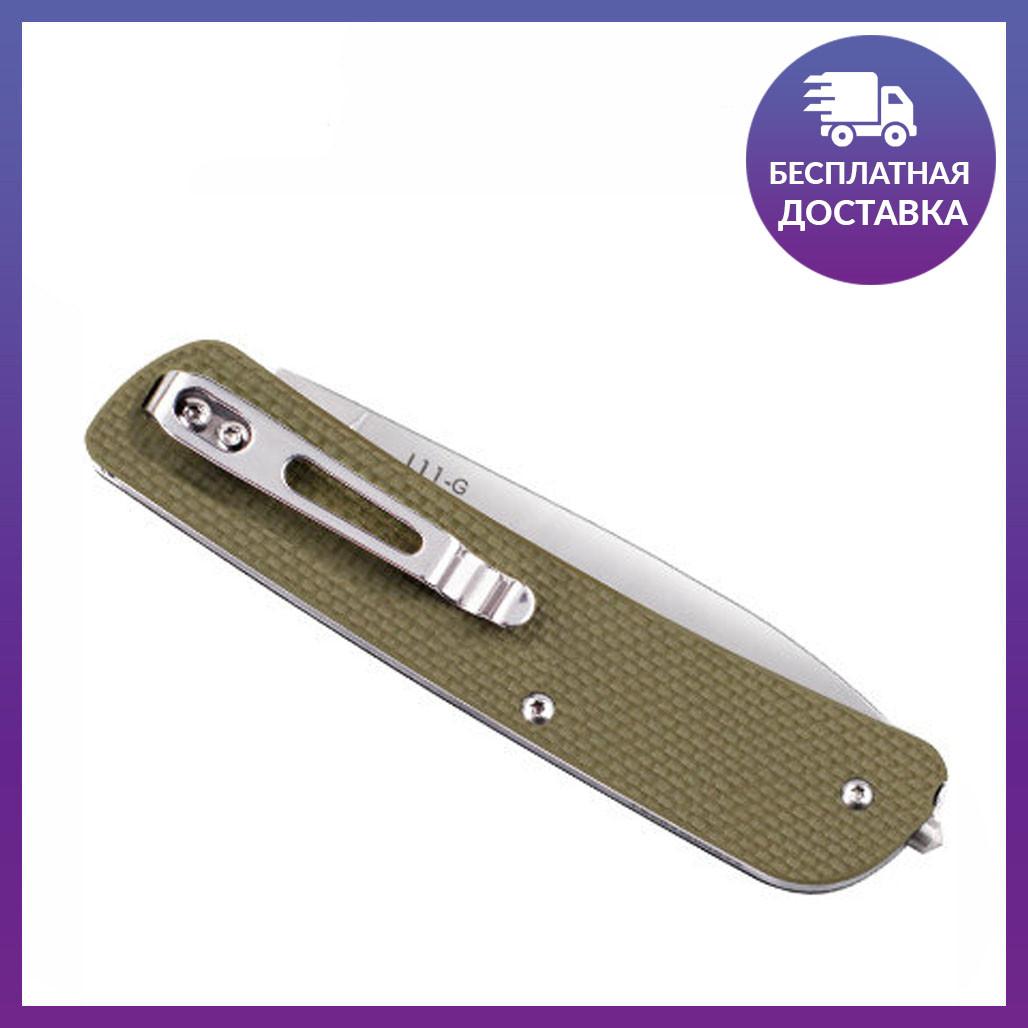 Складной нож Ruike Criterion Collection L11 (зеленый )