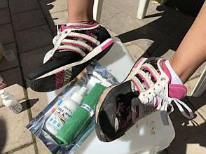 Спрей для ухода за обувью Sole-White Icleaner 100 мл