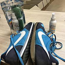 Спрей для чистки белой обуви Sole-White Icleaner 100 мл