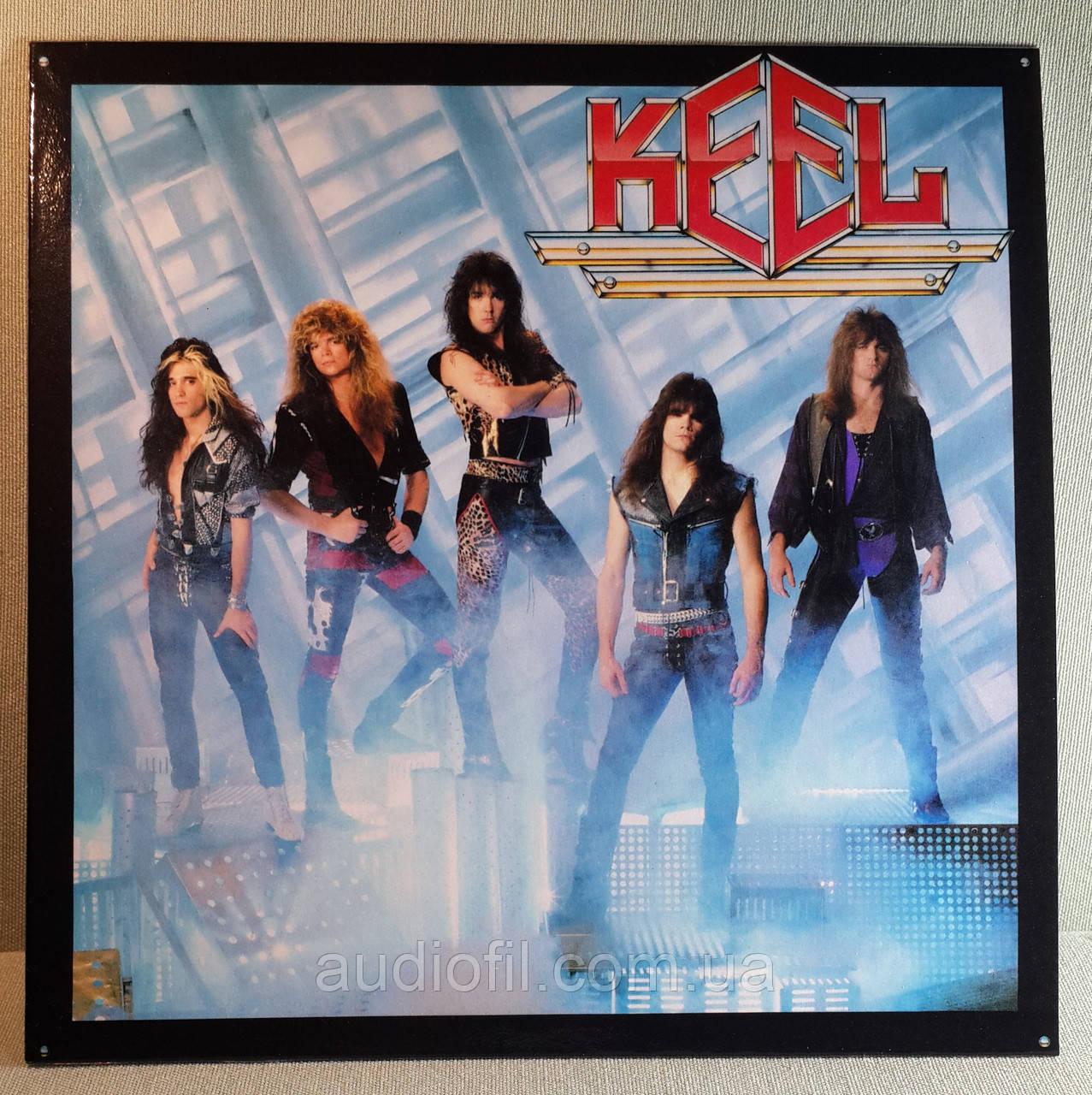CD диск Keel – Keel, фото 1