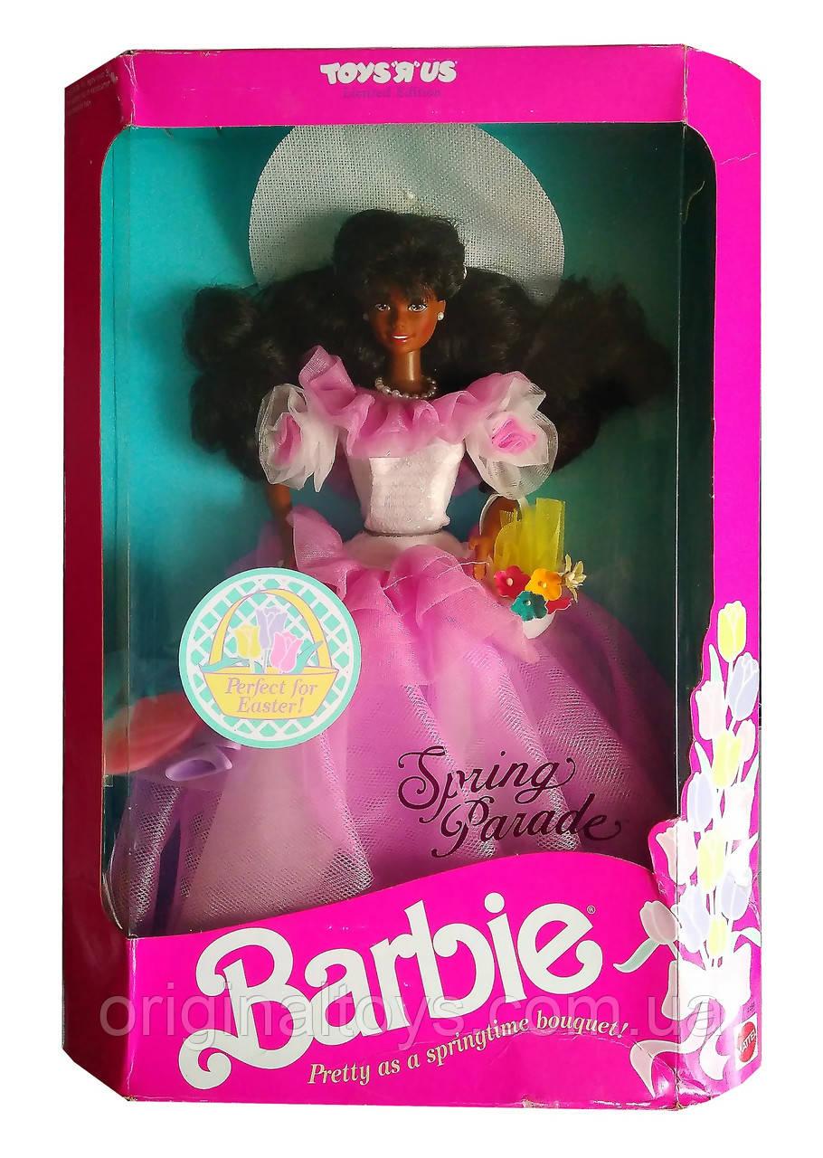 Колекційна лялька Барбі Весняний парад Barbie Spring Parade 1991 Mattel 2257