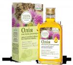 Натуральное Масло семян расторопши-для здоровья печени, желудочно-кишечного тракта и сердечно-сосуд