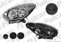 Фара лев Fiat Doblo 10-15