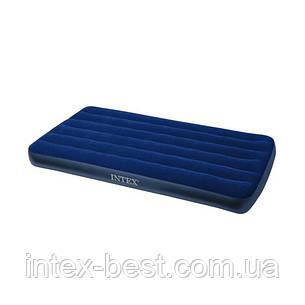 Матраc надувной Intex 68757 (191х99х22 см), фото 2
